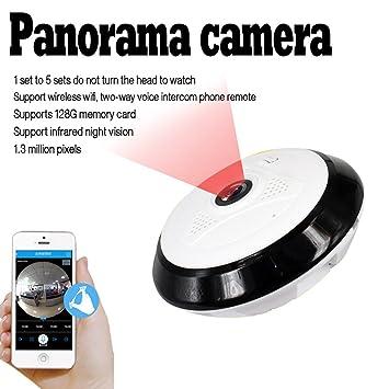 Sistema de cámara de vigilancia en casa ec10-ic Red sensores cámaras ocultas