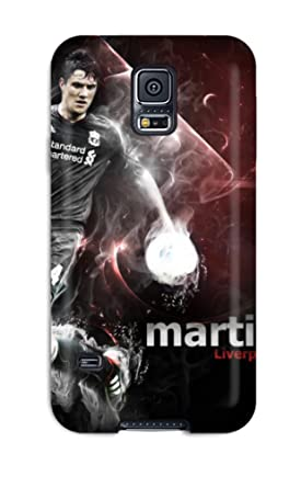 Amazon.com: New Martin Kelly Tpu Case Cover, Anti-scratch ...