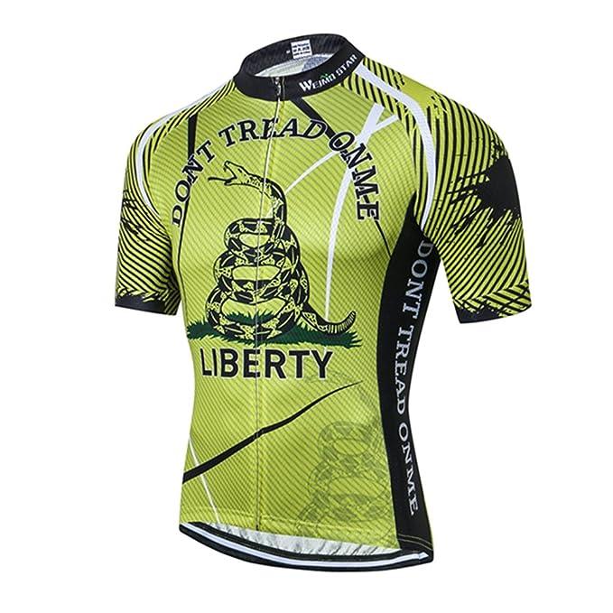 9787629e Weimostar USA Men's Cycling Jersey Short Sleeve Bicycle Shirt 2018 ...