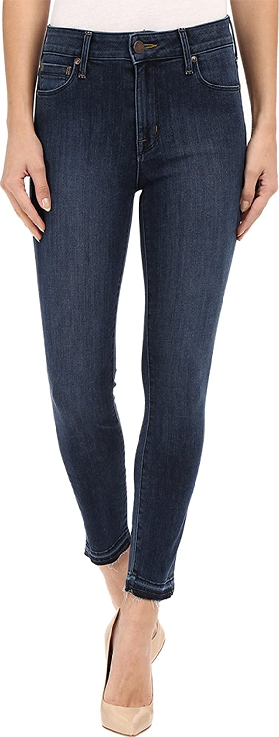 Parker Smith Women's High Rise Crop Jeans in