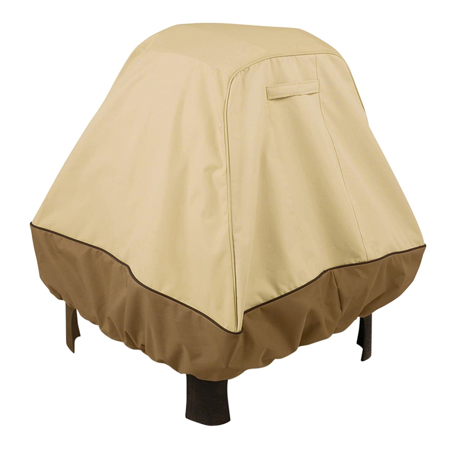 Classic Accessories Veranda Fire Pit Cover, X-Large, Standing 72952