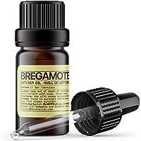 Bergamote Diffuser Oil, Delicate Scent, Luxury Bergamote Essential Oil Blend for Aroma Diffuser, Scent Projects(.33 oz…
