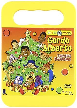 Gordo Alberto Navidad (Pke) [DVD]: Amazon.es: Varios: Cine y ...
