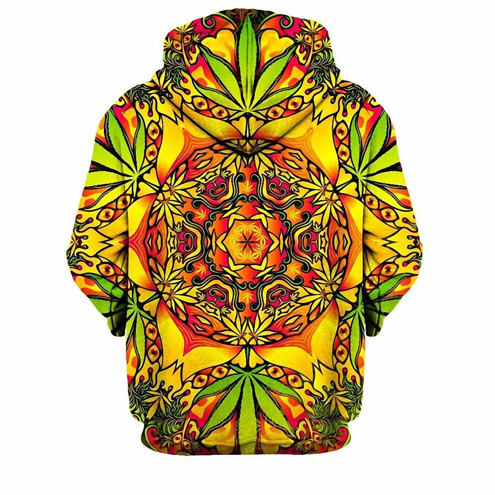 Amazon.com: Psychedelic Weed Hoodies Sweatshirt Men Women NEW Long Sleeve Autumn Hooded With Hat Sudaderas Hombre Tracksuit Dropship hoodies men XXXL: ...