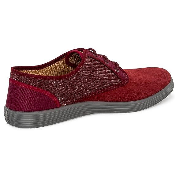 Maians. Zapato de cordones para hombre. Artesanal retro. Combinacion Ante. Made in spain(43 EU) Mo7iP7