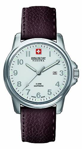 884e745636 Image Unavailable. Image not available for. Colour  Swiss Military Men s  Quartz Watch ...
