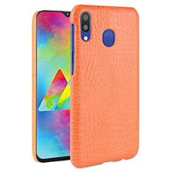coque orange samsung a40