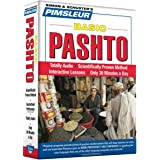 Pimsleur Pashto Basic Course - Level 1 Lessons 1-10 CD: Learn to Speak and Understand Pashto with Pimsleur Language Programs