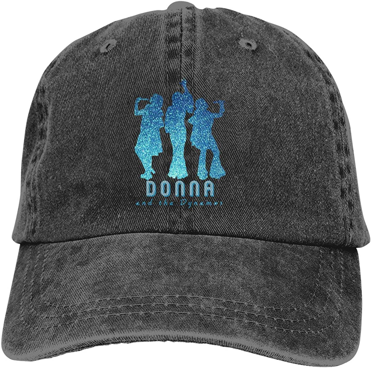 Dona and The Dynamos Sports Cap for Mens and Womens