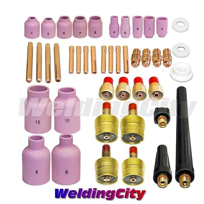 Review WeldingCity TIG Welding Regular