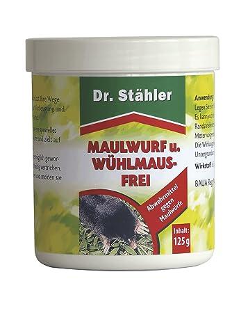 Dr Stahler 001595 Maulwurf Und Wuhlmaus Frei 125 G 100 Kugeln