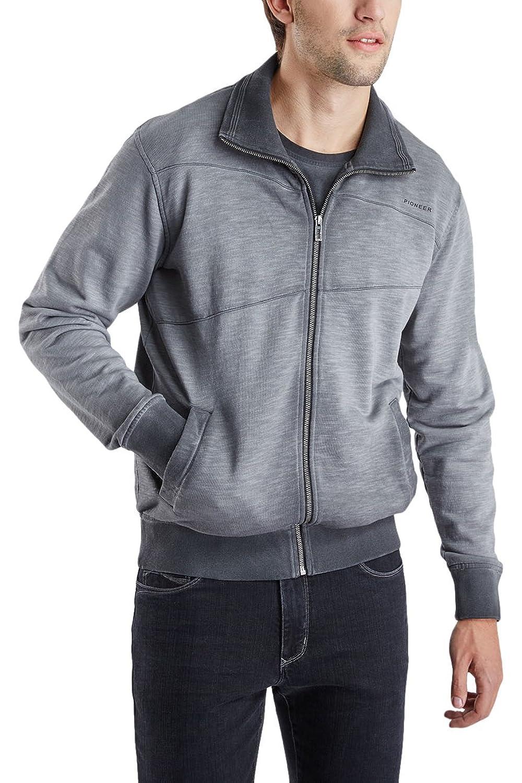 Pioneer Herren Sweatshirt Zip-Cardigan
