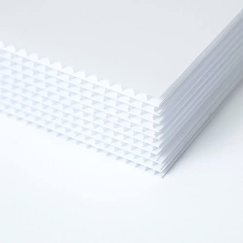 Corrugated Plastic Sheet Amazon Com