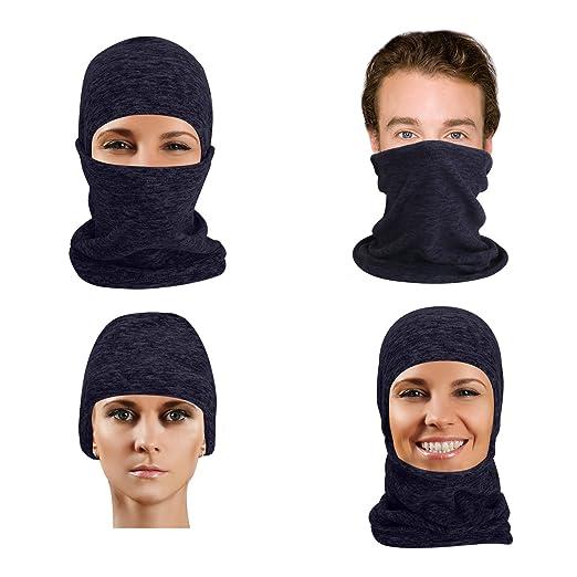 2ed9290ccb4 Balaclava - Windproof Ski Mask - Face Mask Motorcycle Neck Warmer Tactical  Balaclava Hood - Ultimate