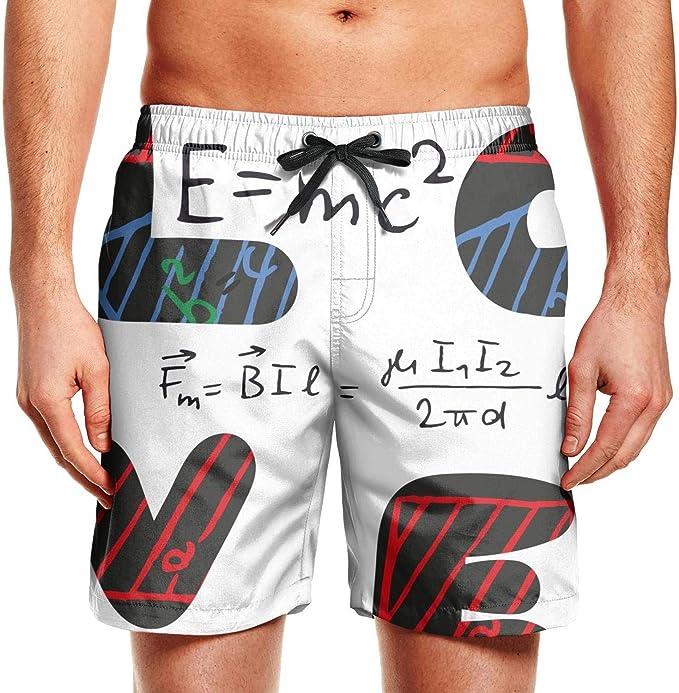New Cartoon Fashion Flag Of North Carolina Shorts Swim Trunks Casual Shorts For Man