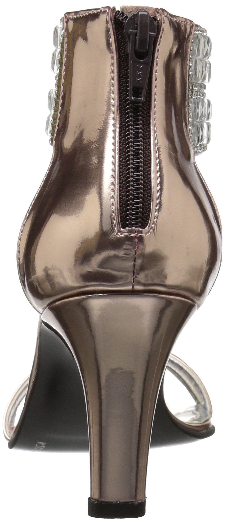 Love & Liberty Women's Scarlett-Ll Dress Sandal, Rose Gold, 9 M US by Love & Liberty (Image #2)