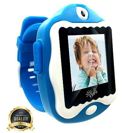 Durable Smart Watch for Kids, Kids Camera, Electronics SmartWatch for Kids, Video Games for Kids Ages 4-8, Tech Watch Birthday for Boys Girls, ...