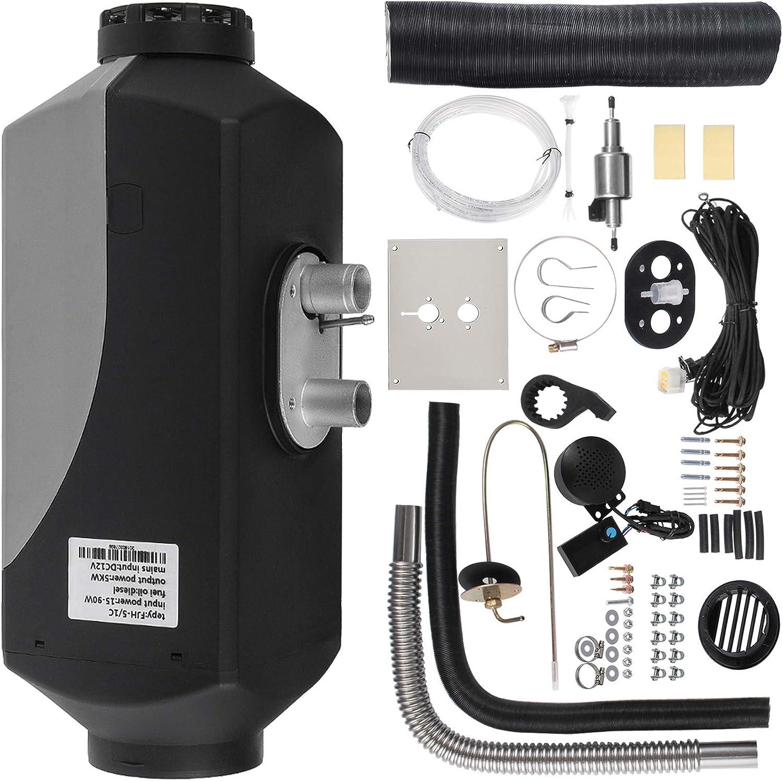Vevor 5000w Diesel Standheizung 12v Luftheizung Air Heater Heizung Diesel Standheizung Air Standheizung Air Diesel Heizung Luft Dieselheizung Auto
