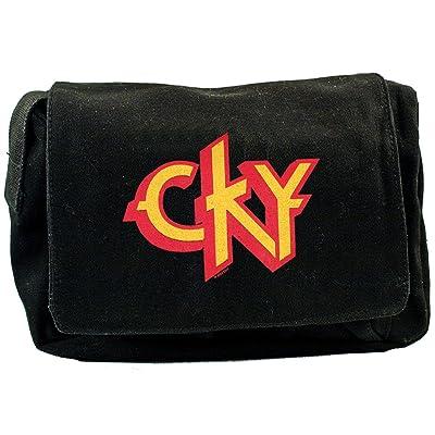 CKY - Logo Messenger Bag
