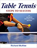 Table Tennis: Step to Success