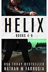 Helix Box Set 2: An Action Thriller Series Kindle Edition