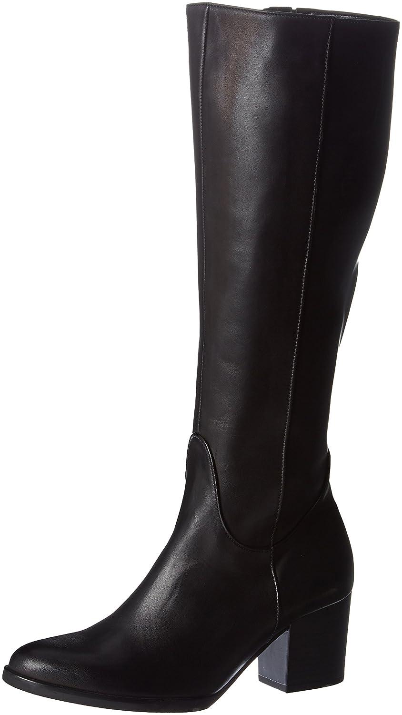Gabor Shoes Comfort Fashion, Botas para Mujer43 EU|Negro (57 Schwarz Micro)