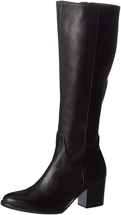Gabor Shoes Comfort Fashion, Stivali Donna, Nero (57 Schwarz Micro), 35