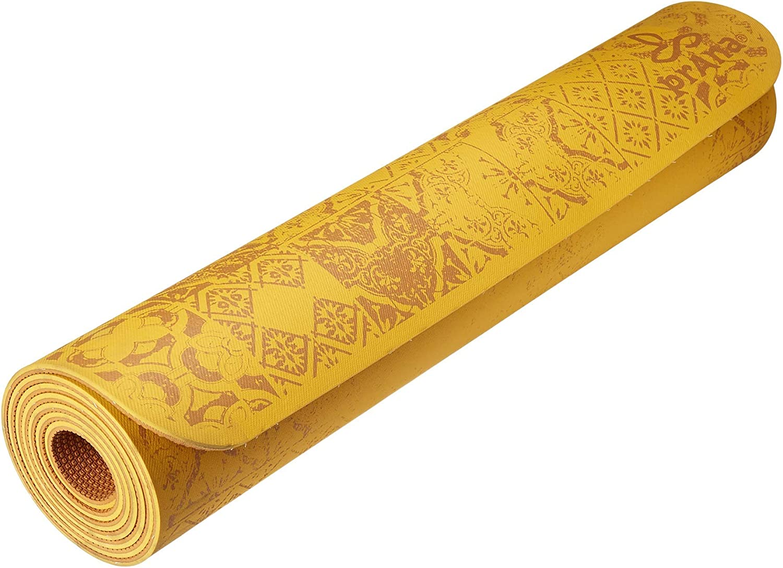 Prana Henna E C O Yoga Mat Curry One Size Amazon Co Uk Sports Outdoors