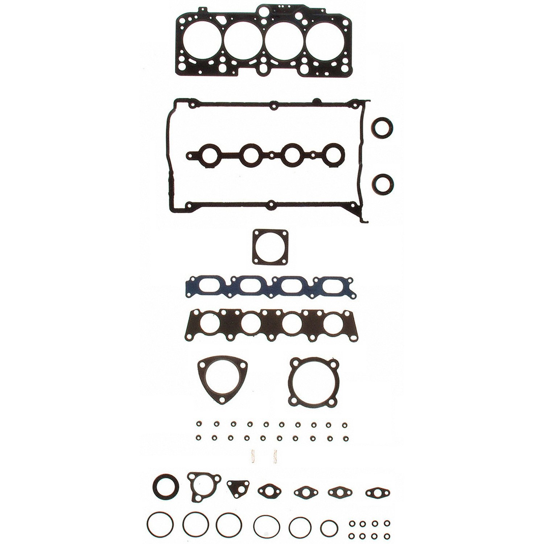 Fel Pro Hs26182pt Head Gasket Set Automotive Vw Jetta 1 8t Timing Belt