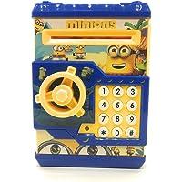 Funnytool Mini Piggy Bank Safe Box Money Coin ATM Bank Toy ATM Machine Kids Gift Money Box Digital Saving Boxes