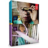 Adobe Photoshop Elements 14 & Adobe Premiere Elements 14 (Elements 15への無償アップグレード対象商品 2017/1/4まで)