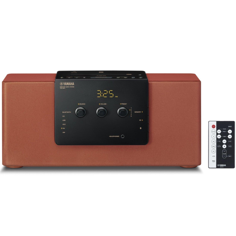Yamaha TSX-B141BR Desktop Audio Systemwith Bluetooth (Brick)