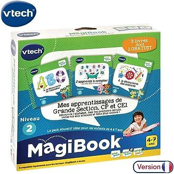 VTech MagiBook – Libros educativos para niños en Edad de guardería ...
