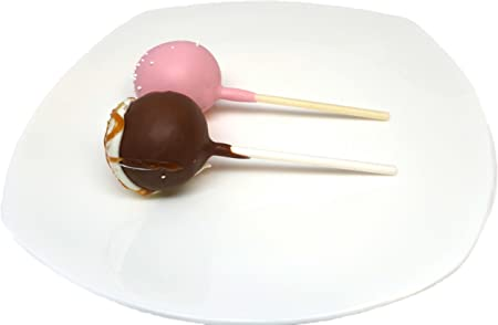 3-pack 75 Count Colors Vary Crave 6-inch Cake Pop Sticks for Treats and Desserts