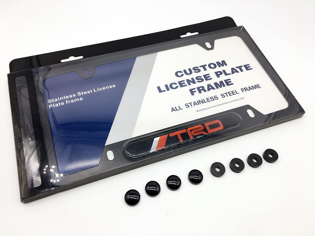 TRD Toyota Lexus Scion Gazoo Racing JDM Ultra Premium Nummernschild ...