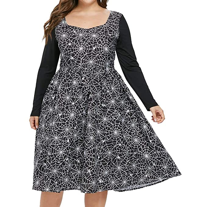 Amazon.com: OCEAN-STORE Dresses for Women Work Casual ...