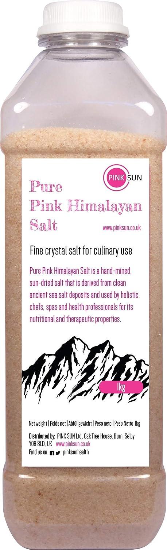 Natural Pink Rock salt Himalayan rock salt whole pieces random size 500  grams