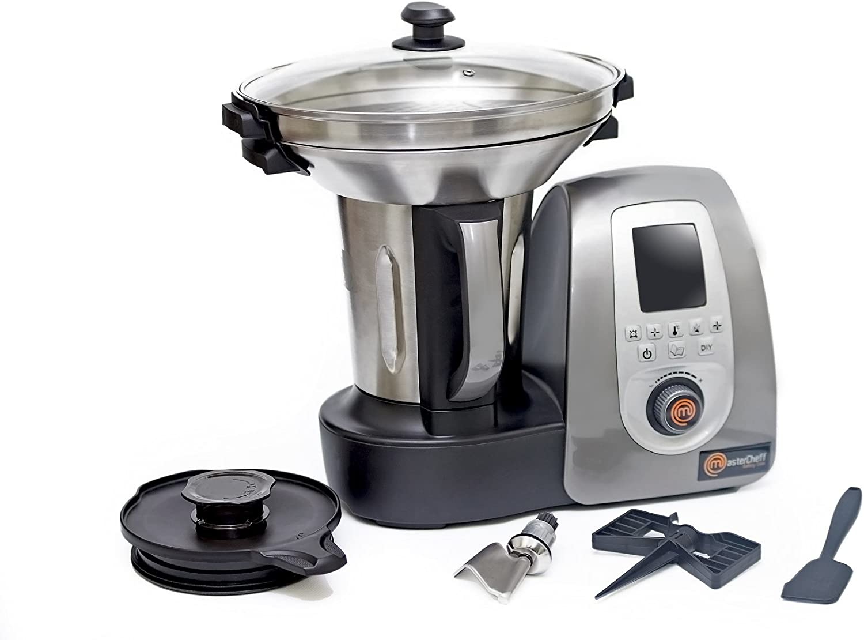 Masterchef Mastermix Advance. Robot de Cocina Multi-Función que Cocina y Tritura.: Amazon.es: Hogar