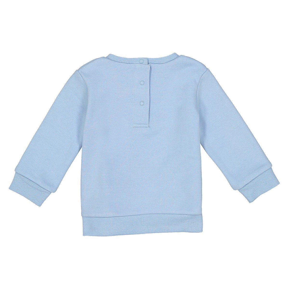 1 Month-3 Years La Redoute Collections Big Boys Crew Neck Sweatshirt