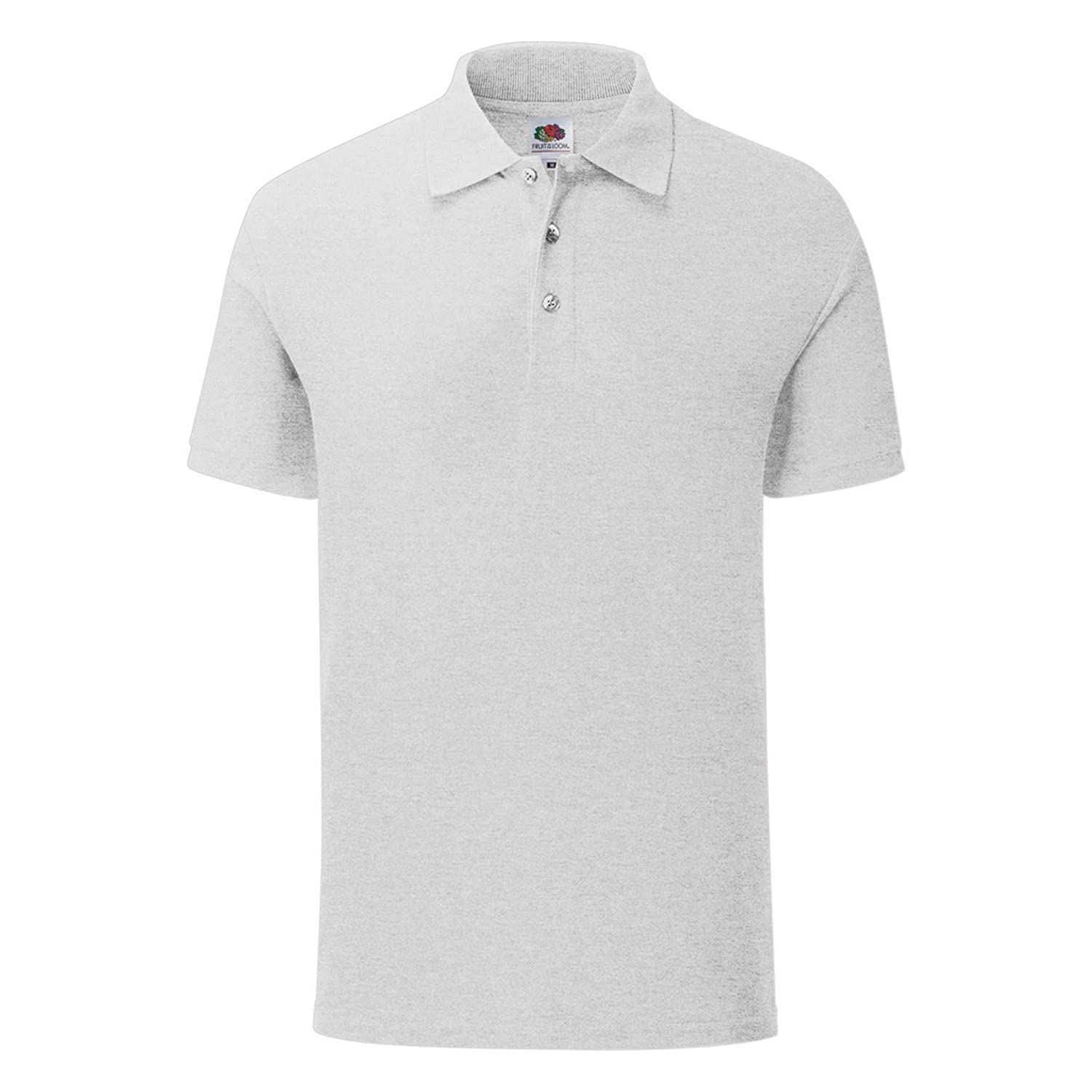 Fruit of the Loom Mens Iconic Pique Polo Shirt