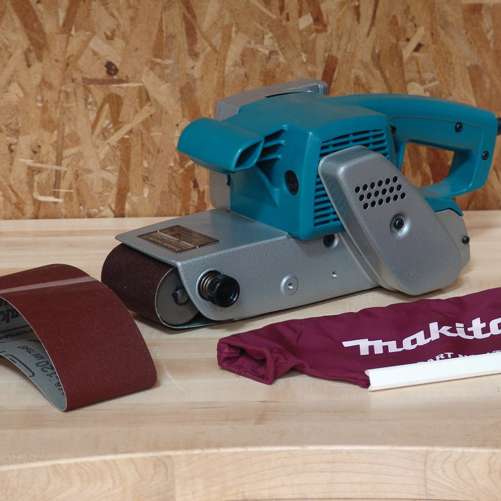 Makita 9924DB Belt Sanders product image 7