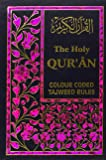 The Holy Quran with Colour Coded Tajweed Rules