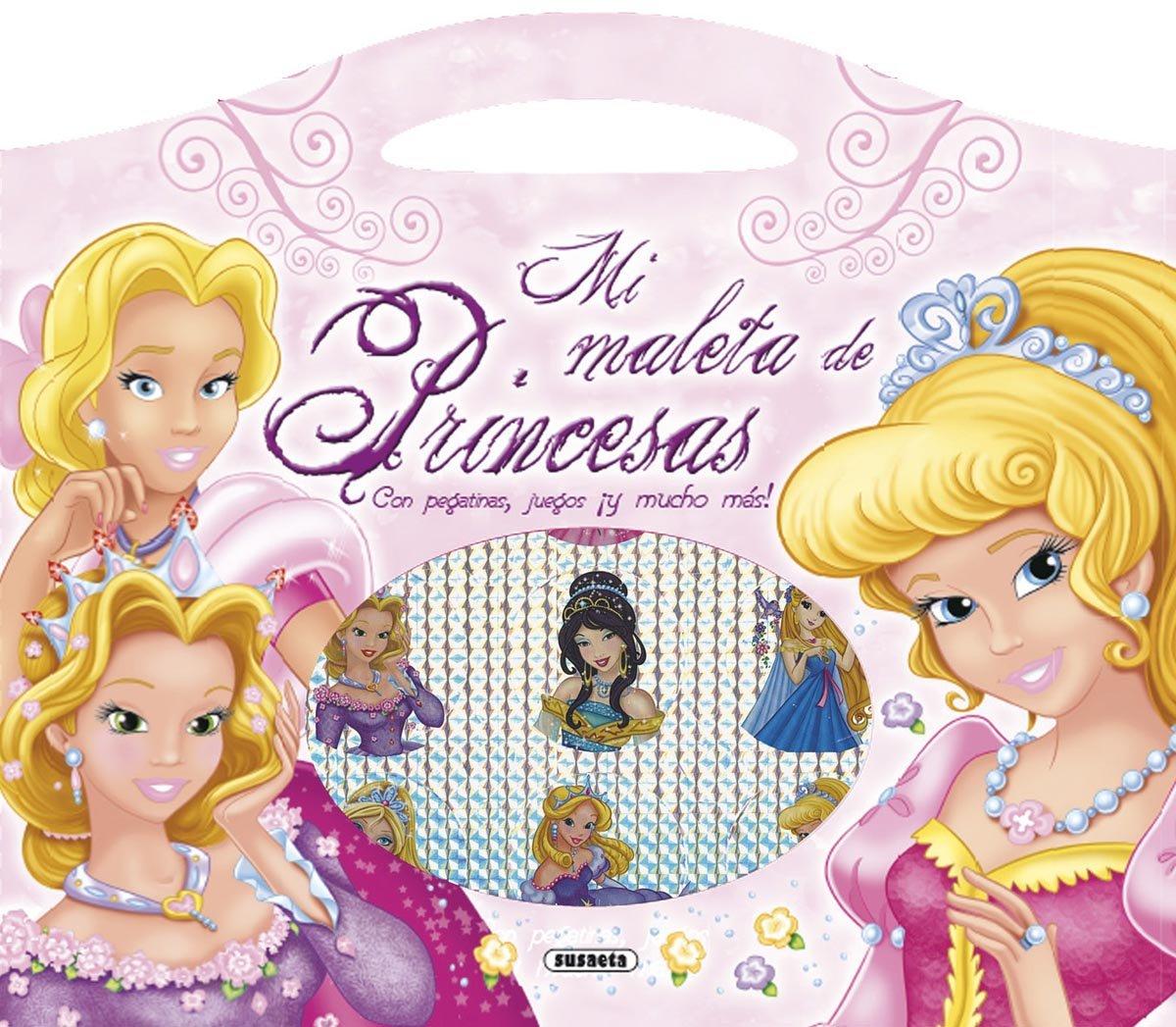 Mi maleta de princesas (Spanish) Paperback