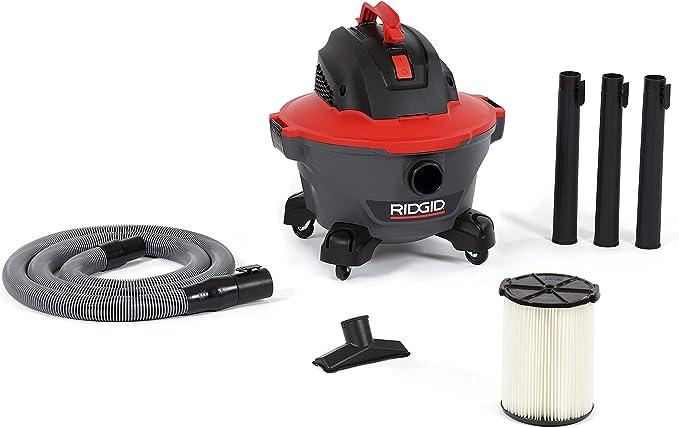 6 Piece Rigid Shop Vac Attachment Ridgid Shop AC Husky Craftsman Hose Universal