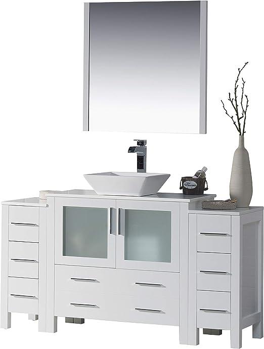 Amazon Com Blossom Sydney 60 Inches Single Bathroom Vanity With