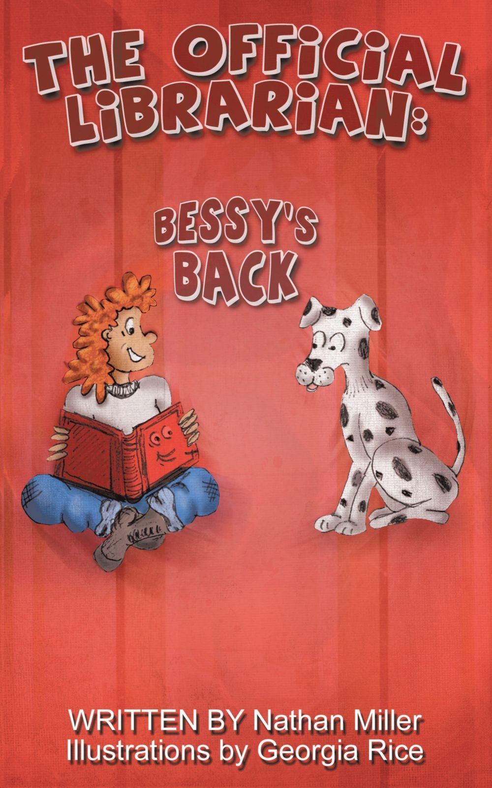 Download The Official Librarian: Bessy's Back! ebook