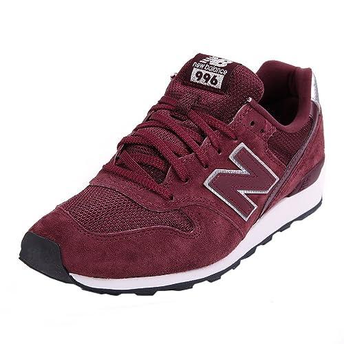 New Balance WR 996 D HB Burgundy: : Schuhe