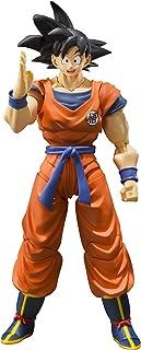Bandai Tamashii Nations S.H. Figuarts Son Goku (A Saiyan Raised on Earth) 'Dragon Ball Super' Action Figure