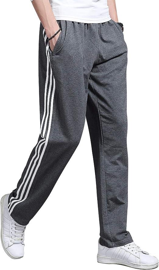 Lachi Pantalones Chandals Hombre Pantalón Deportivo Largos ...