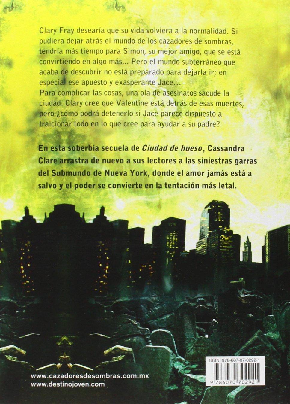 cazadores de sombras ciudad de ceniza pelicula completa online